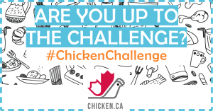 WIN a Trip to Ottawa With Chicken Farmers of Canada & Twitter Party #ChickenChallenge