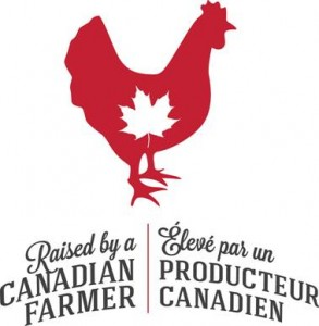 Chicken Farmers of Canada Launches a New Logo! Contest & Twitter Party to Celebrate! #RaisedByACDNFarmer