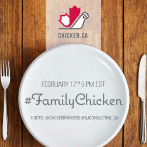 Celebrate Family #FamilyChicken Twitter Party