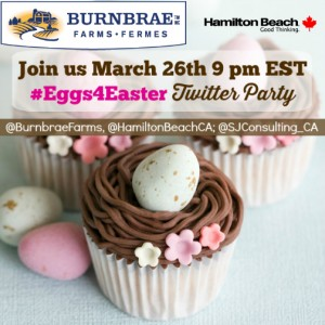 Easter Baking and Family Memories #Eggs4Easter Twitter Party