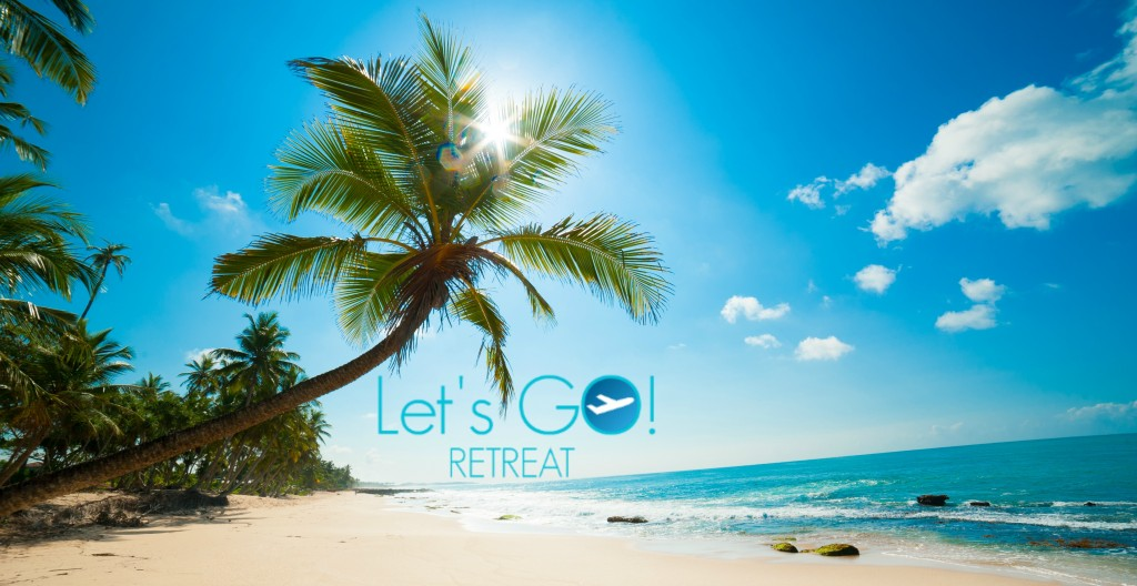 Let's GO! RETREAT front page