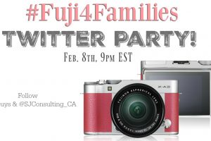 #Fuji4Families Twitter Party