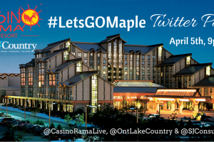 #LetsGOMaple Twitter Party