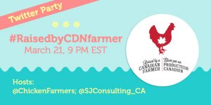 #RaisedbyCDNfarmer Twitter Party
