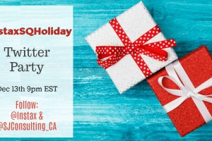 #InstaxSQHoliday Twitter Party